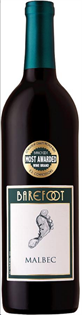 Barefoot Malbec 750ml - Case of 12